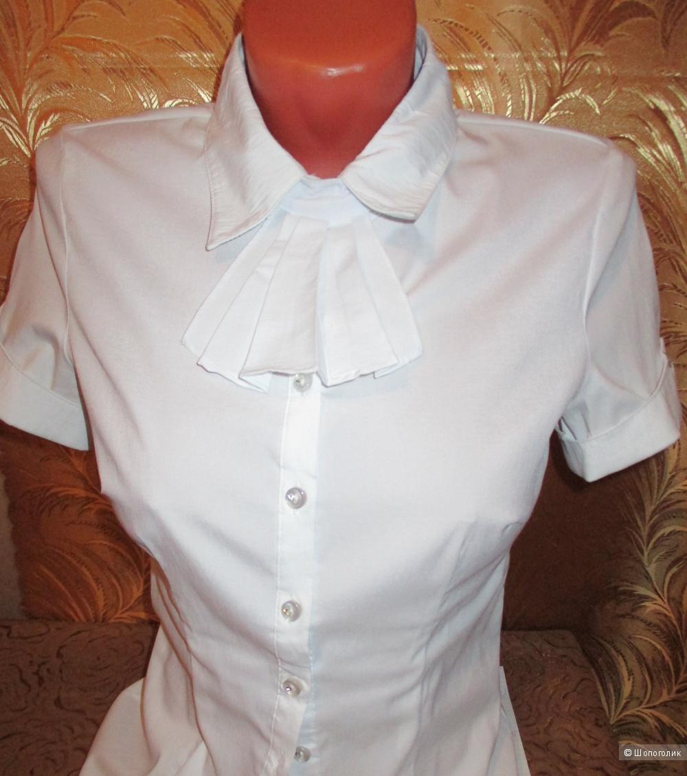 Блузка новая хлопковая 44-46  размер