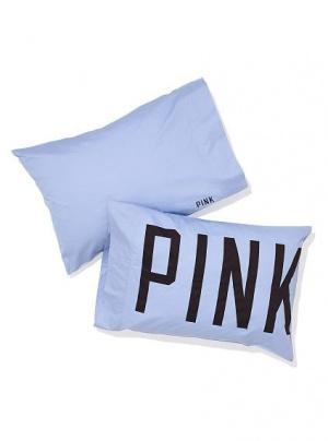 Комплект наволочек victoriassecret Pink