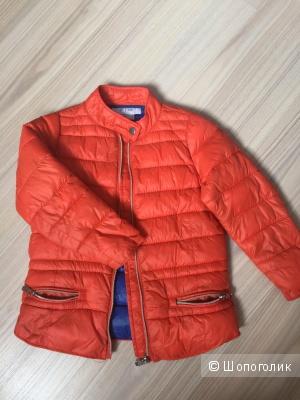 Куртка для девочки весна-осень р-р 94