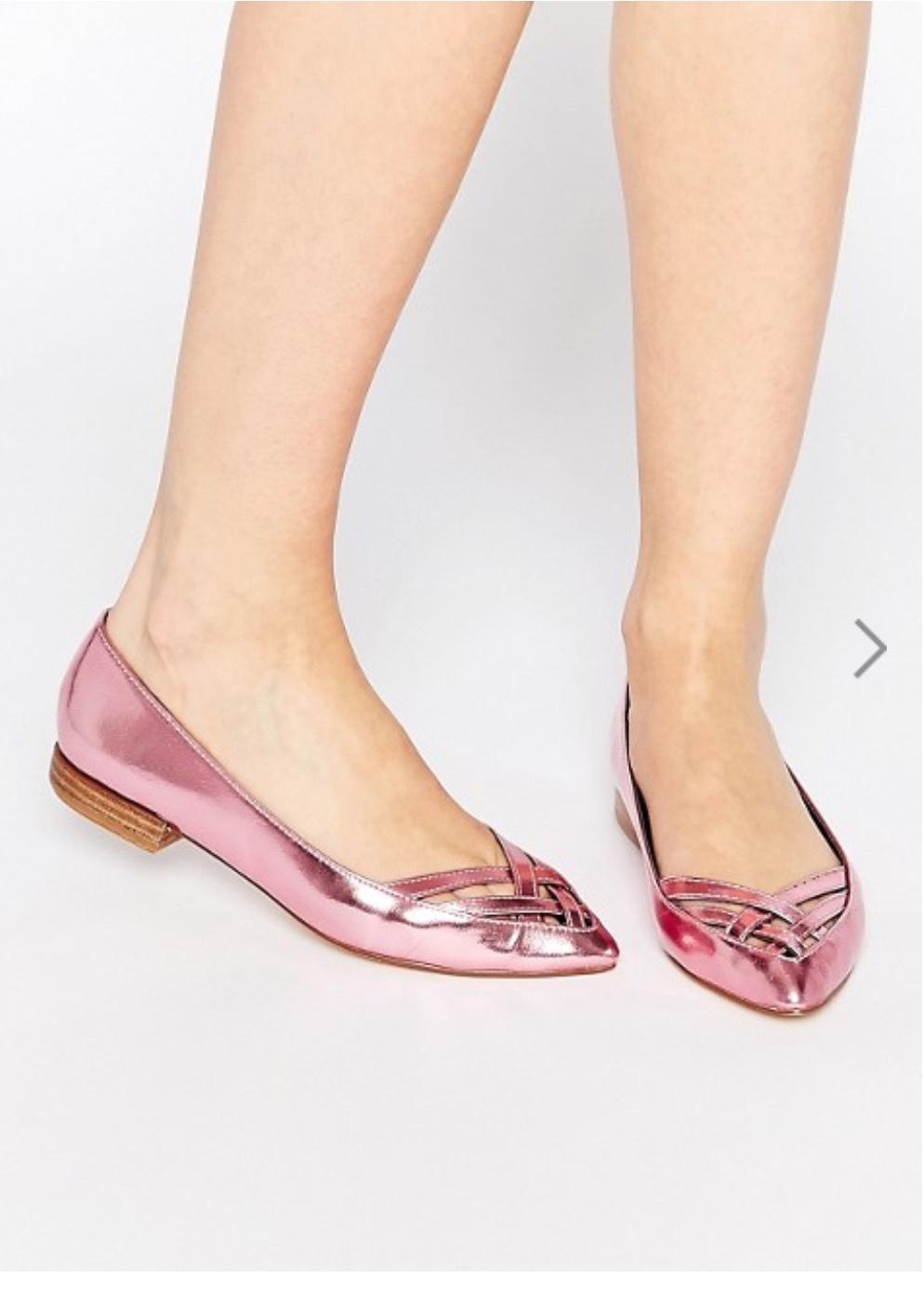 Туфли на плоской подошве Park Lane, 36,5-37