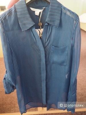 Блузка  DIANE VON FURSTENBERG 42 (Российский размер)