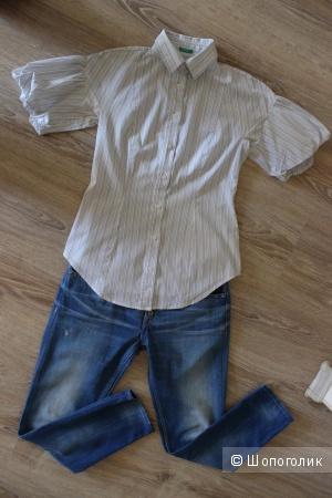 Рубашка BENETTON, размер s