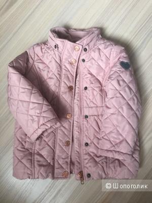 Куртка на весну для девочки