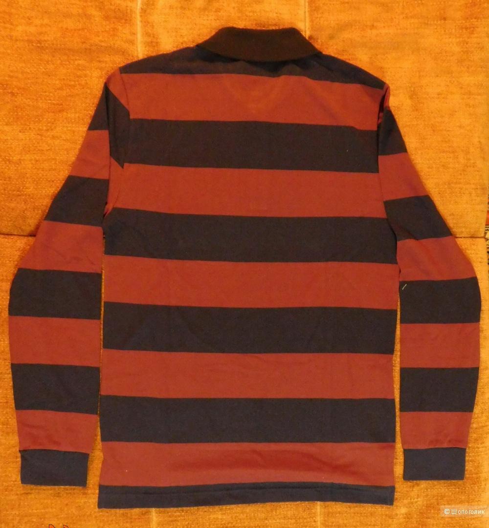 Мужская футболка поло с длинным рукавом Lacoste L!ve PH4506.