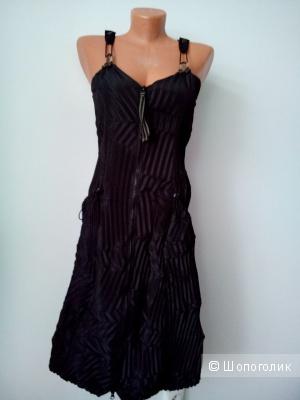 Стильное платье-сарафан BAI Amour, Франция, разм 42-44