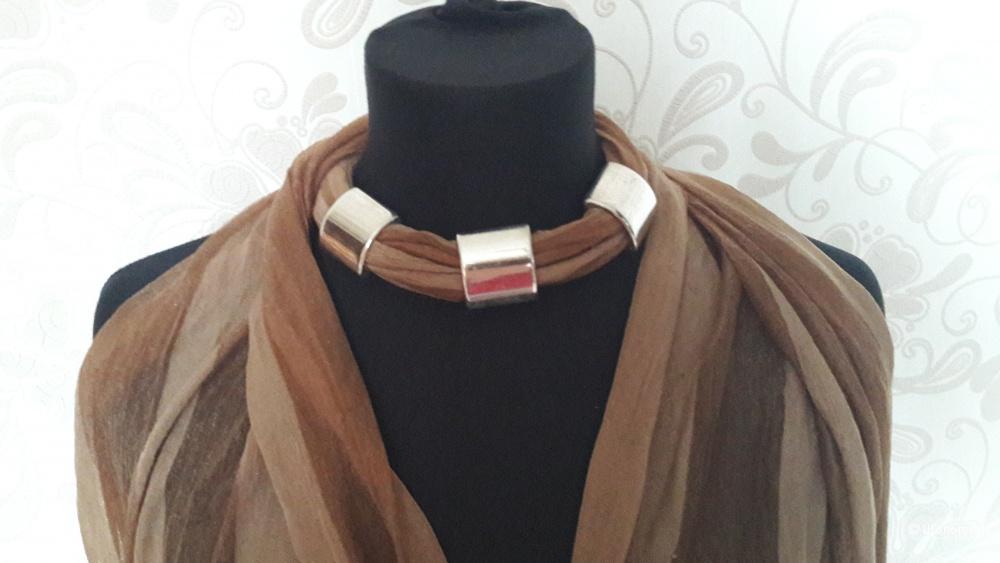 Аксессуар-трансформер:платок-палантин-пояс