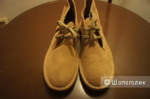 Мужские ботинки BATA kenia safari boots р 44