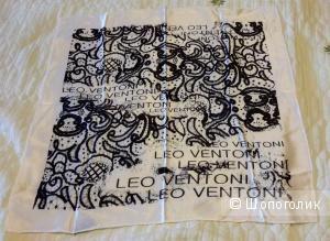 Платок Leo Ventoni шелк 53*53 см