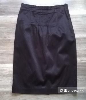 Юбка Веретено 46-48 размер чёрная