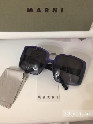Брендовые солнечные очки MARNI, новые. Италия