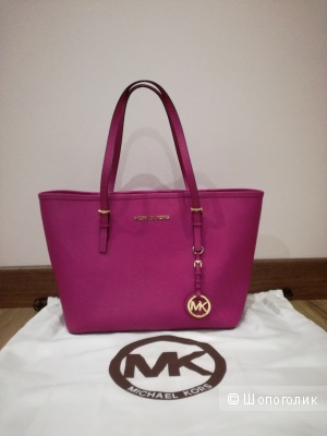 Сумка Michael Kors Jet Set small Tote