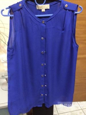 Шелковая рубашка  MICHAEL  MICHAEL KORS  xs