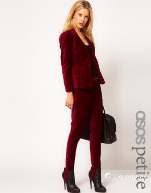 Модный вельветовый костюм Asos Petit