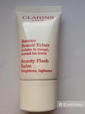 Легендарный крем Clarins Восстанавливающий бальзам Baume Beauté Eclair Моментальный эффект