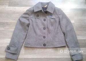 Пиджак жакет APART шерсть 46 размер НОВЫЙ