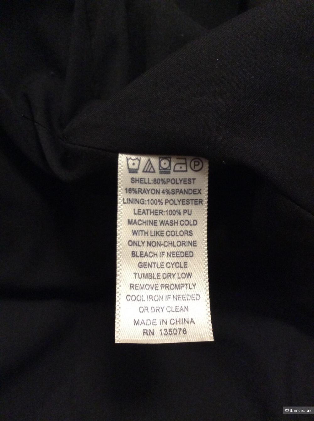 Маленькое чёрное платье Wonder р.8 (на росс.44-46)