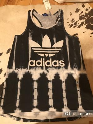 Майка новая adidas оригинал р.44-48
