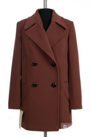 Демисезонное пальто 44р-р