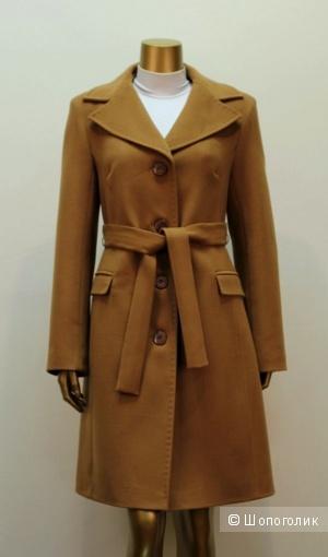 Демисезонное пальто 44-46 размер