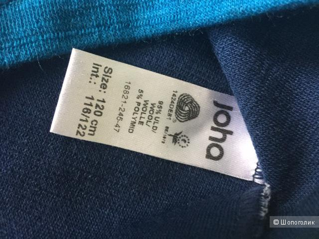 100% Шерстяная кофточка,самой известной фирмы JOHA