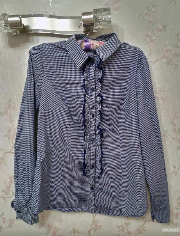 Женская рубашка Zolla размер L (46, 46/48)