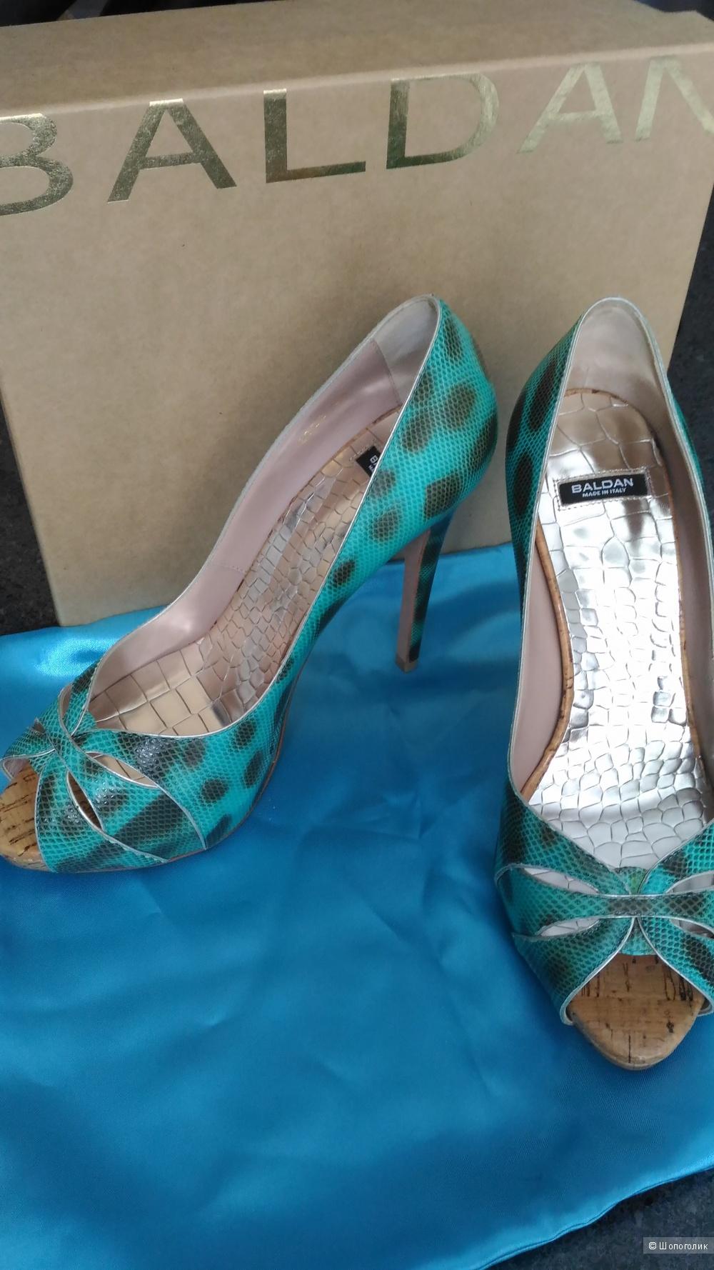 Baldan новые туфли