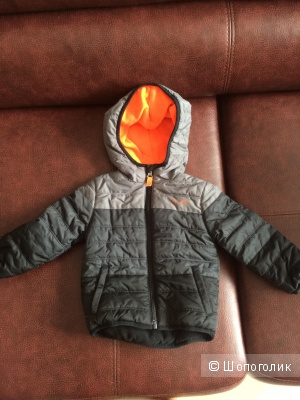 Новая детская куртка CHAMPION