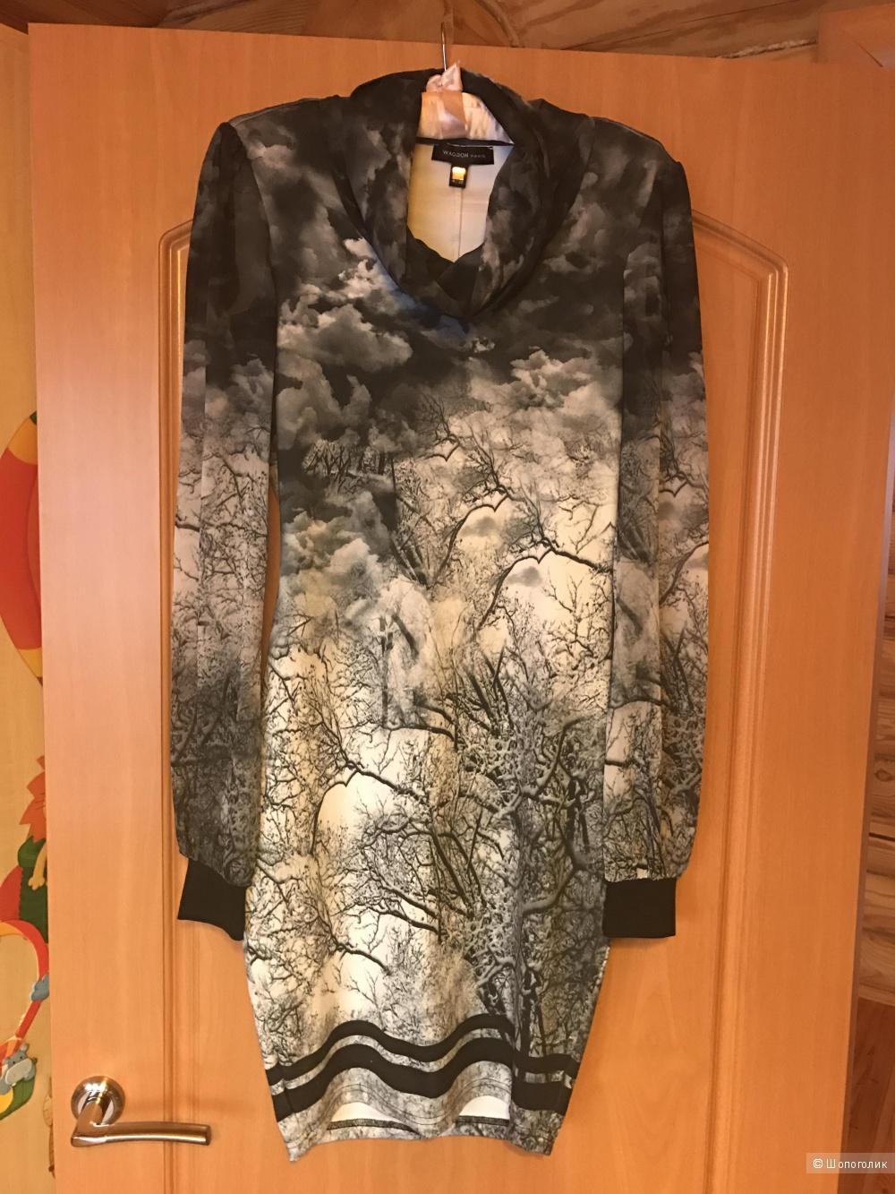 Платье Waggon р-44