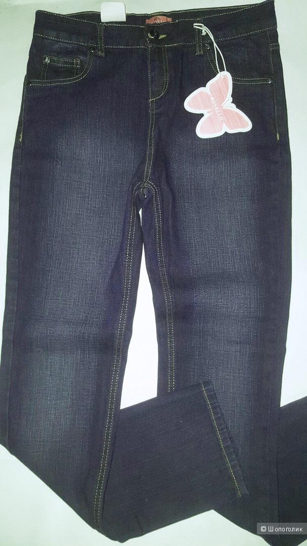 Новые джинсы на девочку Ровелло на 14 лет (158-170 см)