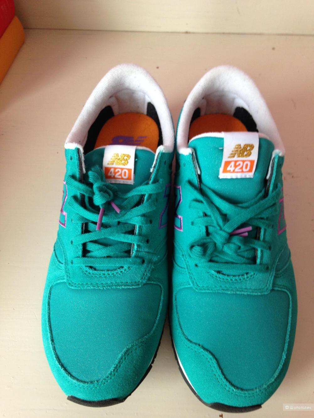 Классные кроссы NEW BALANCE 420, размере UE40,5