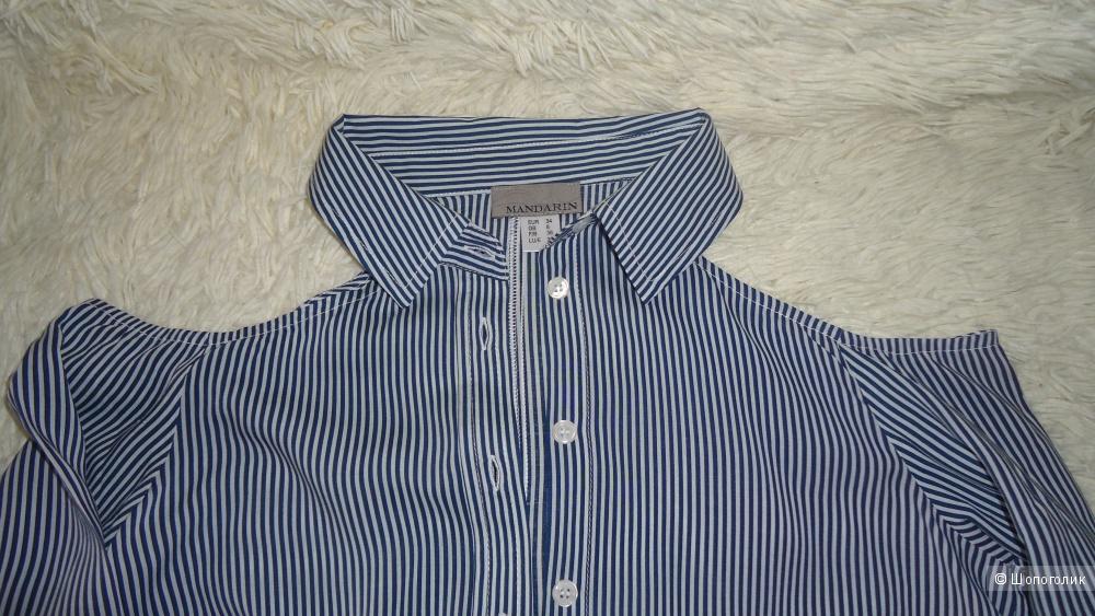 Оригинальная блузка Mandarin 42 размер