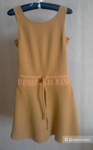 Яркое летнее платье See By Chloe, размер S, 100 % хлопок