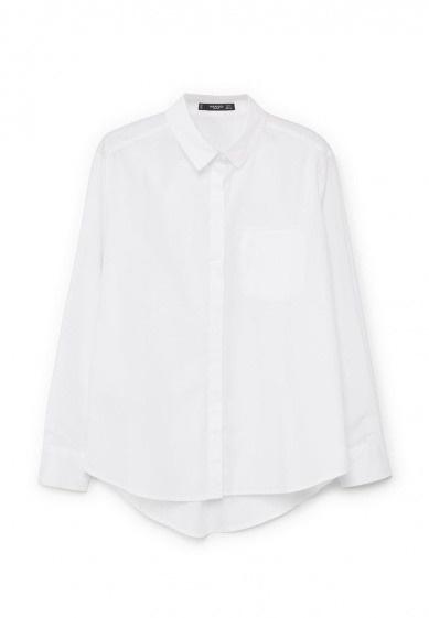 Mango: рубашка классика,типа бойфренд