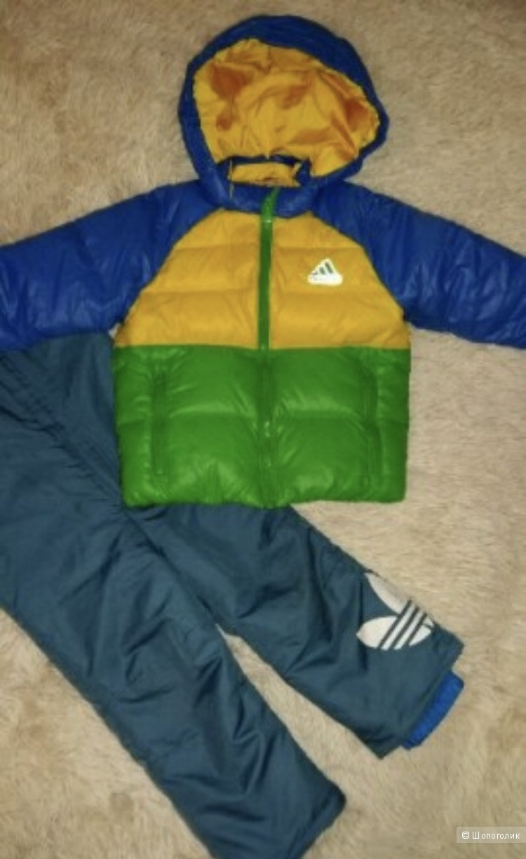 Костюм демисезонный Adidas р-92