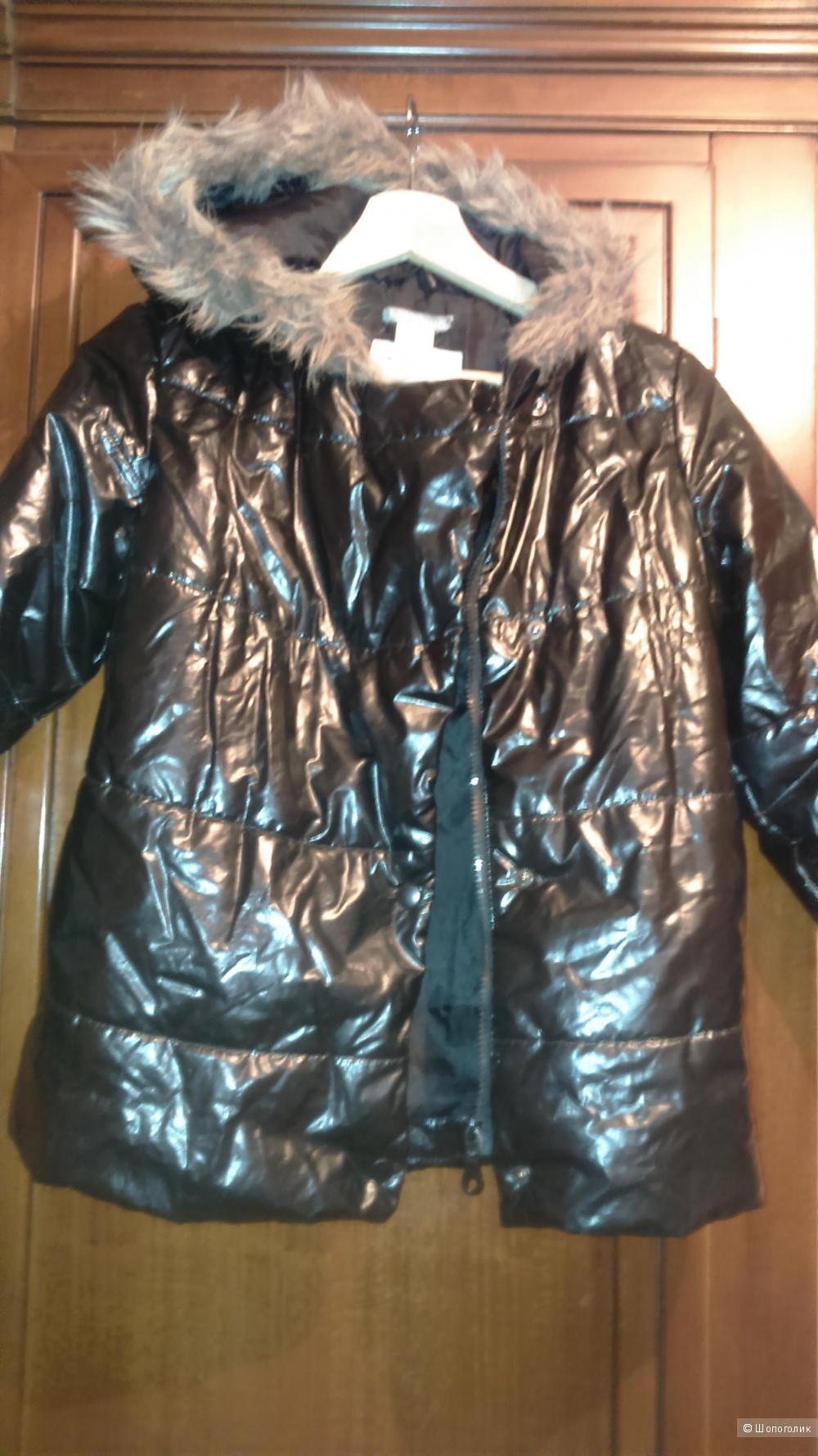 Продаю демисезонную куртку для девочки