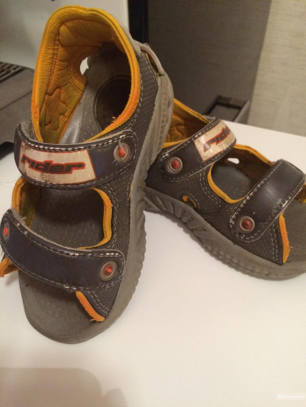 Детские сандали Rider