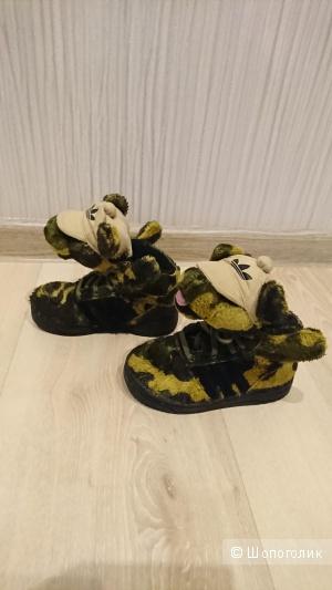 Детские кроссовки Адидас Jeremy Scott, 24 размер