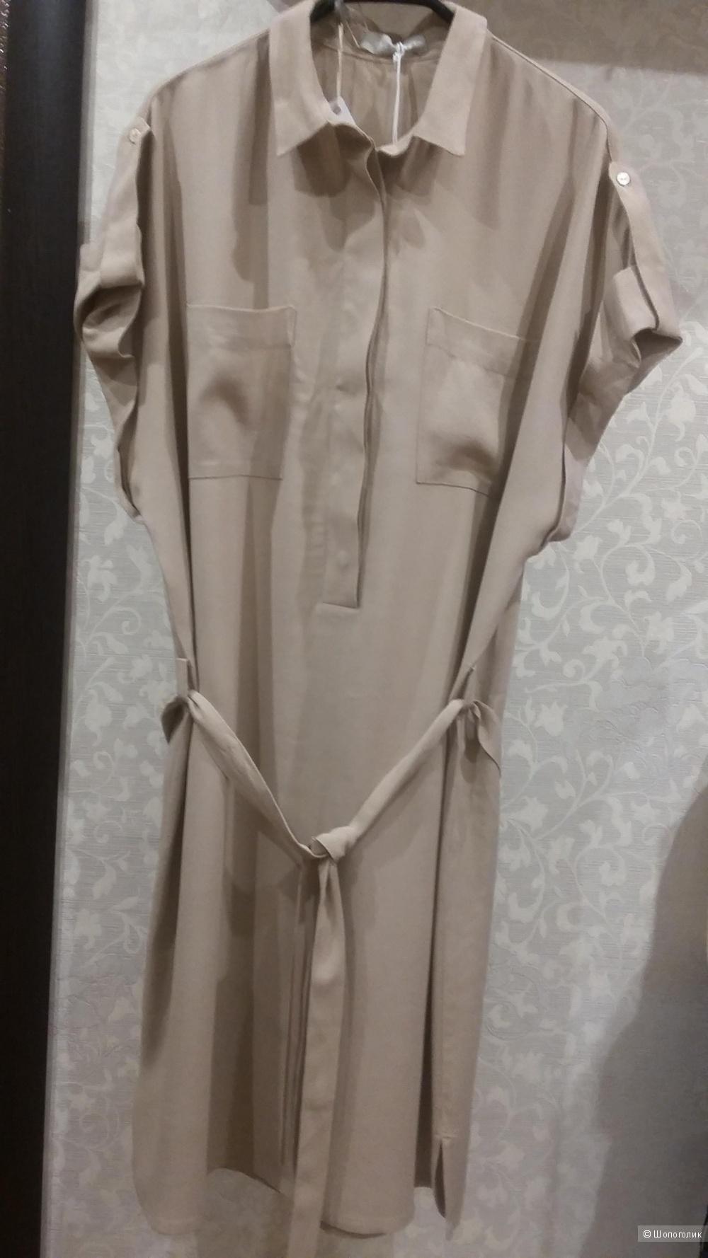 Платье-рубашка STEFANEL