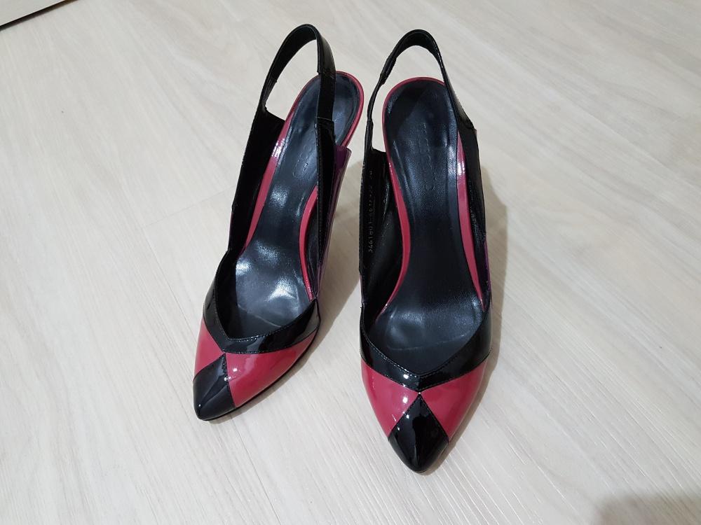 Туфли кожаные Mascotte, Италия, р. 38