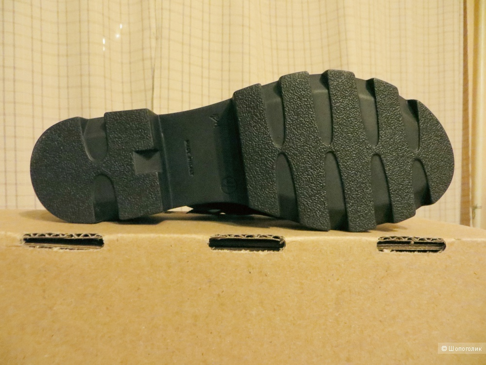 Стильные босоножки Asos на платформе размер 37EU (4UK)