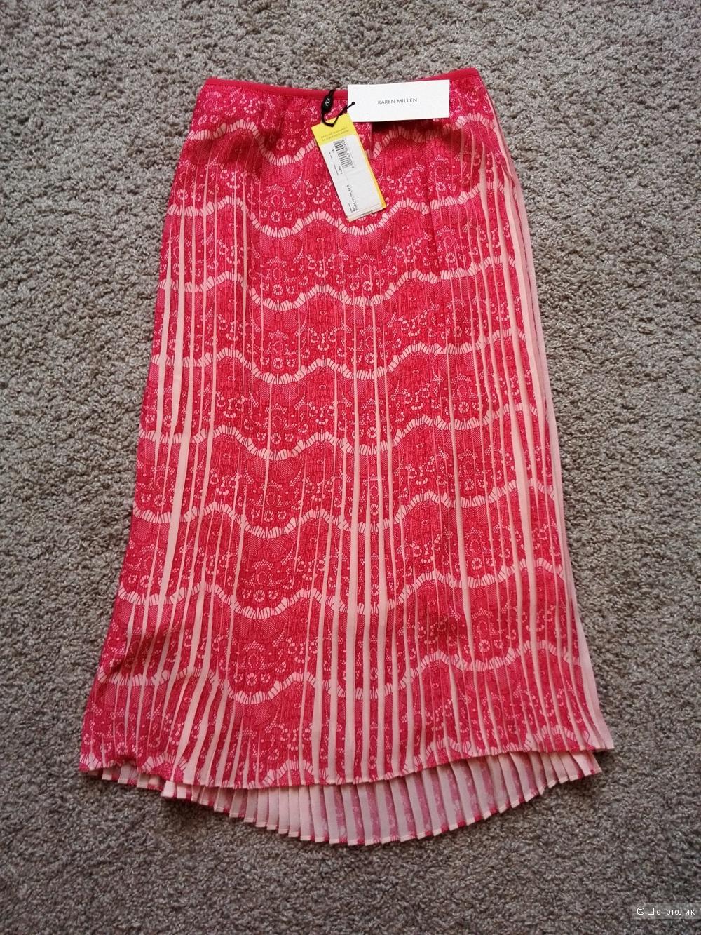 Новая юбка Karen Millen р-р 50-52 UK16