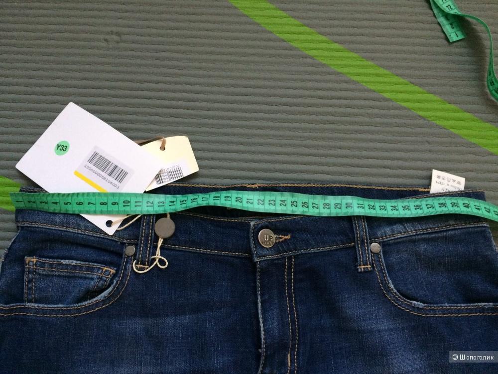 Джинсы марки up jeans на 46 р-р.