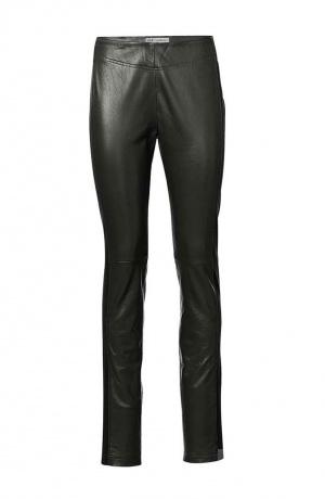 Новые кожаные брюки  Rick Cardona, размер 46