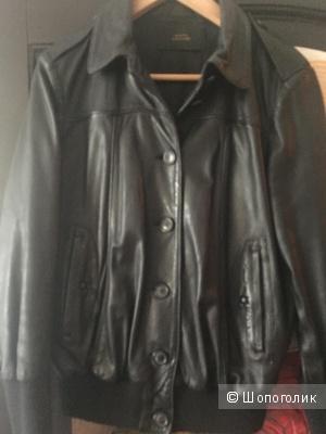 Куртка кожаная Mauro Grifoni