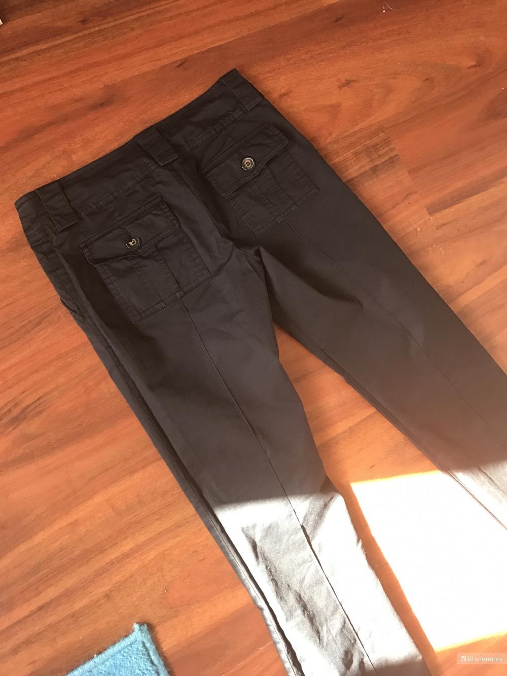Брюки Burberry серо-чёрные размер M оригинал Италия