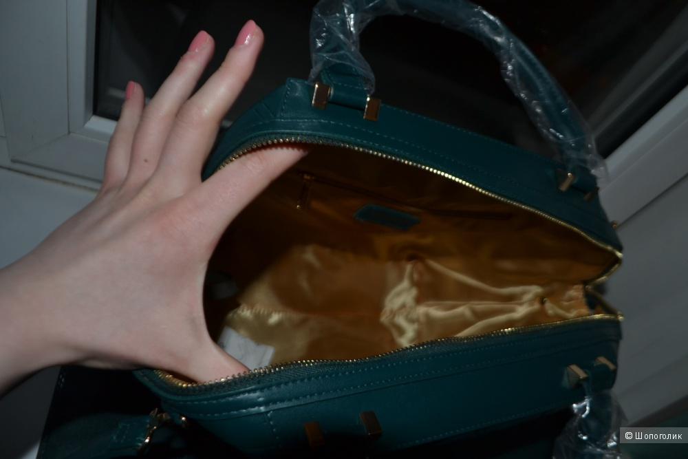 """Новая сумка и кошелек """"под кожу"""" , продам сетом ( НЕ ПО ОТДЕЛЬНОСТИ)"""