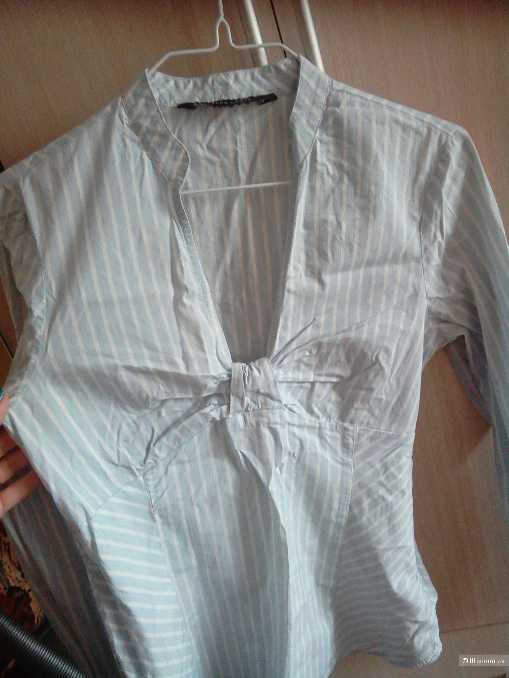 Рубашка Zara на 44-46р.