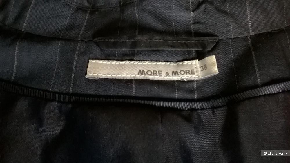 Жакет More&More 38 евр.размер шерсть вискоза