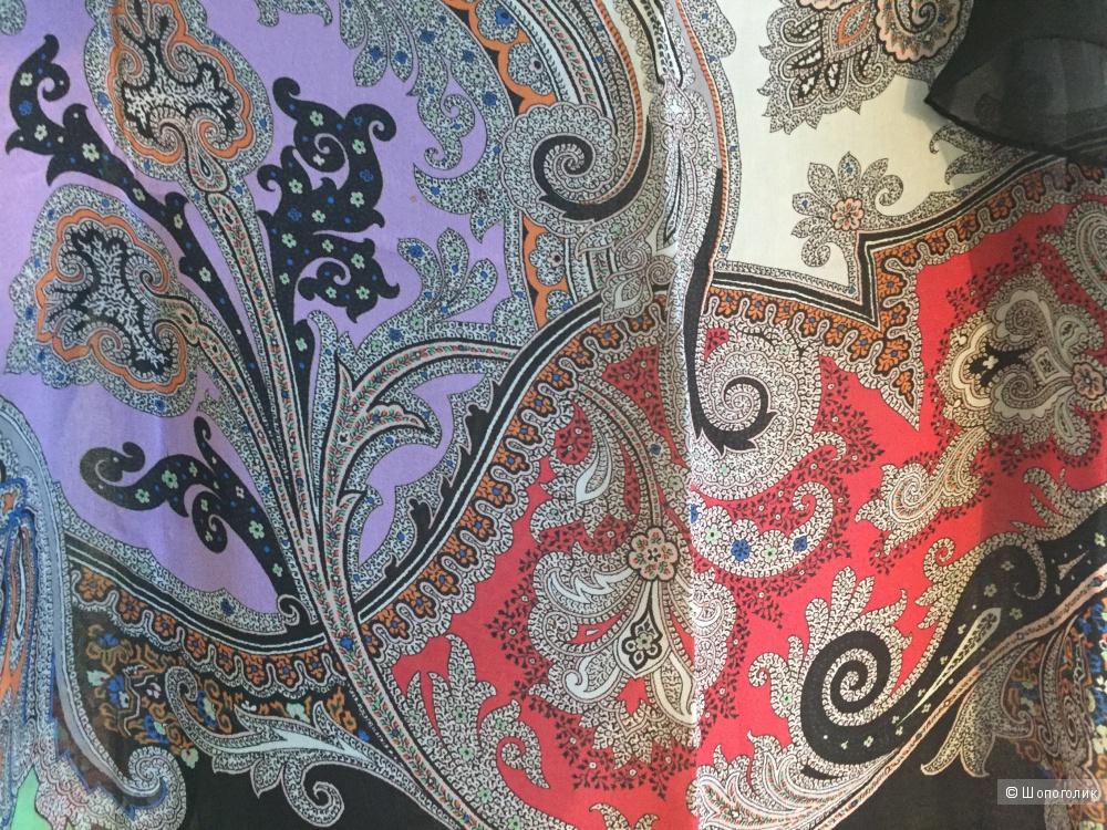 Шелковый шарф  Etro