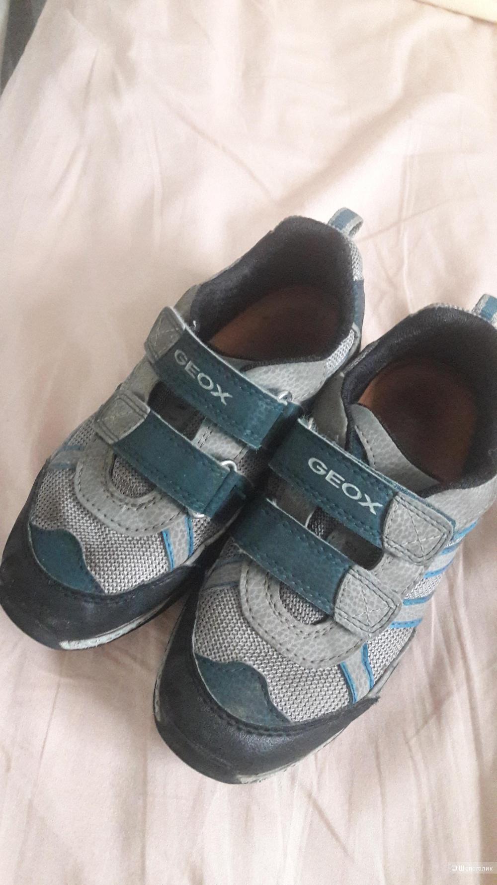 Кроссовки ботинки Geox 31 размера